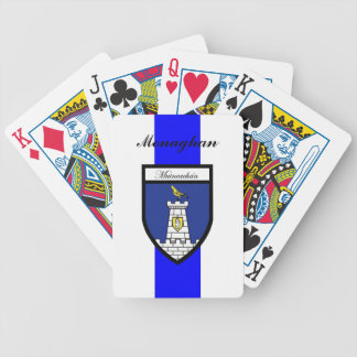 County Monaghan Playing Cards