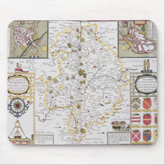 County of Warwick, Shire Town and City of Mousepads