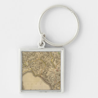 County of Wigton Key Chains