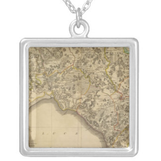 County of Wigton Personalized Necklace