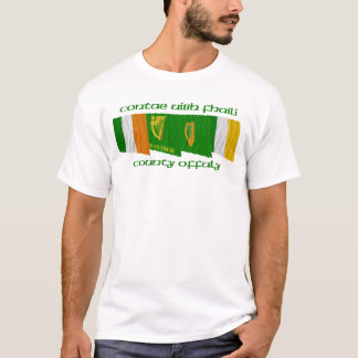 County Offaly Flags T-Shirt