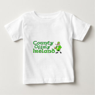 County Offaly, Ireland Baby T-Shirt