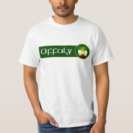 County Offaly. Ireland T-Shirt