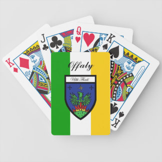 County Offaly Playing Cards
