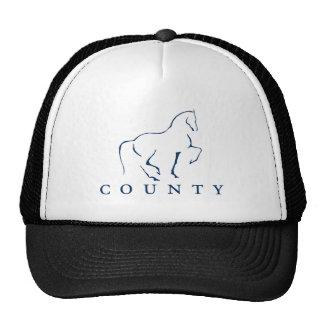 COUNTY SADDLERY DRESSAGE TRUCKER HAT
