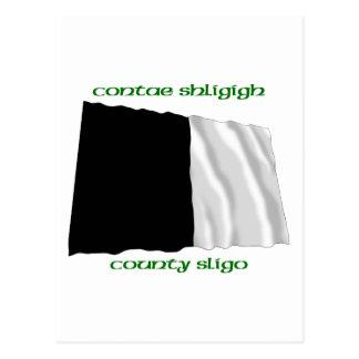 County Sligo Colours Postcard