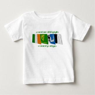 County Sligo Flags Baby T-Shirt