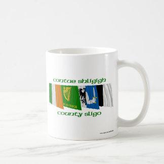 County Sligo Flags Coffee Mug