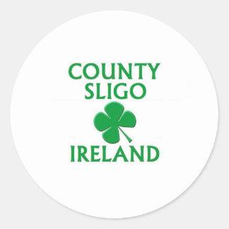 County Sligo, Ireland Stickers