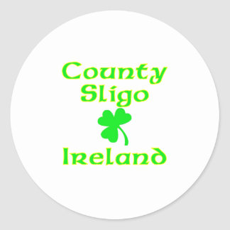 County Sligo, Ireland Sticker