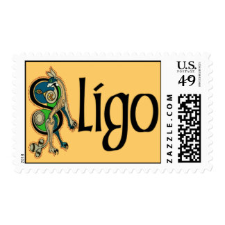 County Sligo Postage Stamps