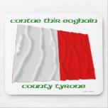 County Tyrone Colours Mousepad