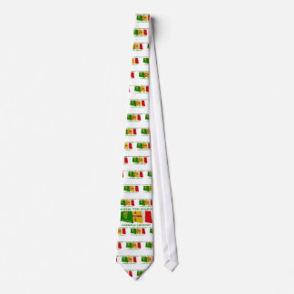 County Tyrone Flags Tie