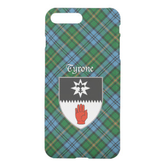 County Tyrone iPhone7 Plus Clear Case