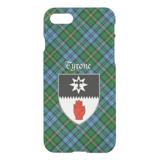 County Tyrone iPhone 7 Clear Case