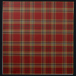 """County Tyrone Irish Tartan Napkin<br><div class=""""desc"""">Irish County tartans for County Tyrone,  Ireland. If you would like another tartan not shown here,  please feel free to message me. Please provide the STA Reference number for the tartan pattern you would like if possible.</div>"""