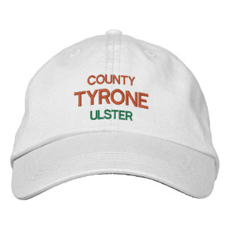 County Tyrone, Ulster Embroidered Hat