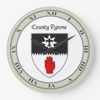 County Tyrone Wall Clock