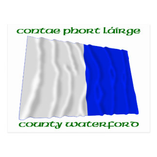 County Waterford Colours Postcard