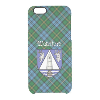 County Waterford iPhone 6 Clear Case