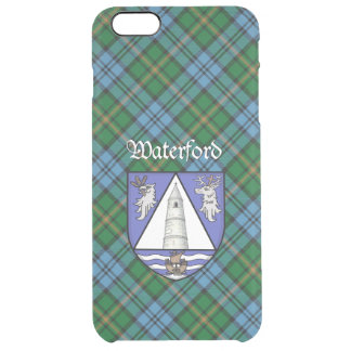 County Waterford iPhone 6 Plus Clear Case