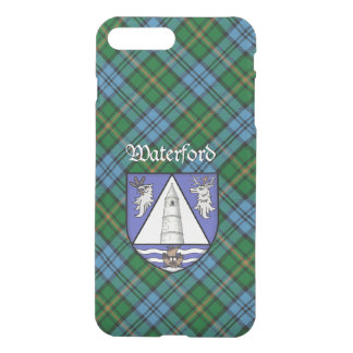 County Waterford iPhone X/8/7 Plus Clear Case