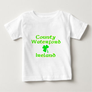 County Waterford, Ireland Baby T-Shirt
