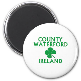 County Waterford, Ireland Magnet