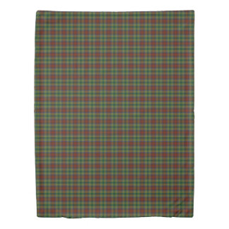 County Waterford Irish Tartan Duvet