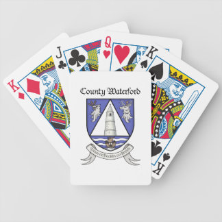 County Waterford Playing Cards