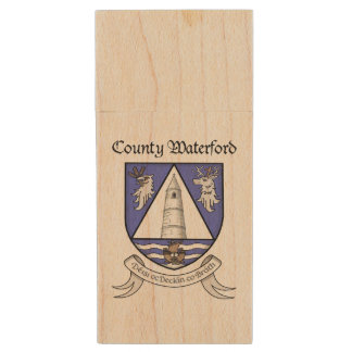 County Waterford USB Flash Drive