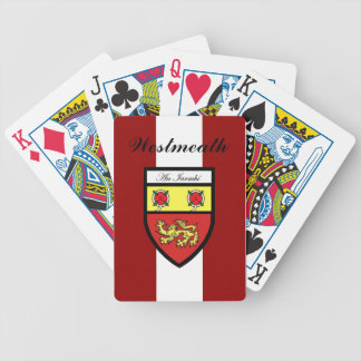 County Westmeath Playing Cards