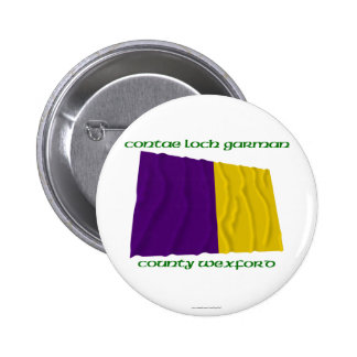 County Wexford Colours Pin