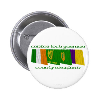 County Wexford Flags Pin