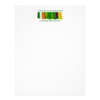 County Wexford Flags Letterhead