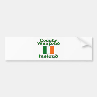 County Wexford, Ireland Bumper Sticker