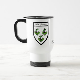 County Wexford Map & Crest Mugs