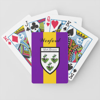 County Wexford Playing Cards