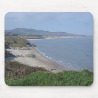 County Wicklow Beach,Ireland Mouse Pad