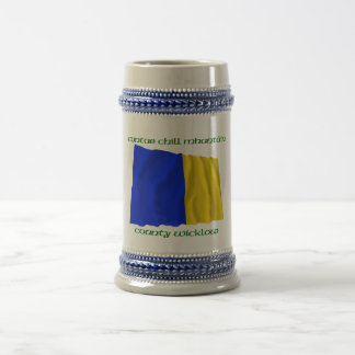 County Wicklow Colours Beer Stein