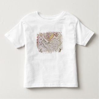 Countye Palatine of Chester, engraved by T Shirt