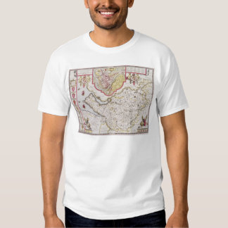 Countye Palatine of Chester, engraved by Tee Shirt