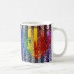 Counundrum I – Rainbow Woman Coffee Mug