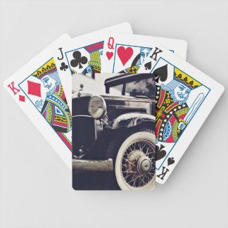 Coupe Bicycle Playing Cards
