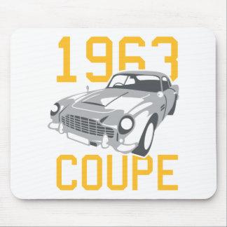 Coupe von 1963 mouse pad
