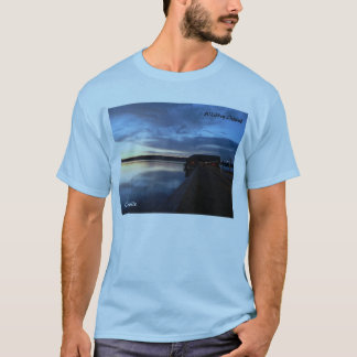 Coupeville at Sunset, Whidbey Island T-Shirt