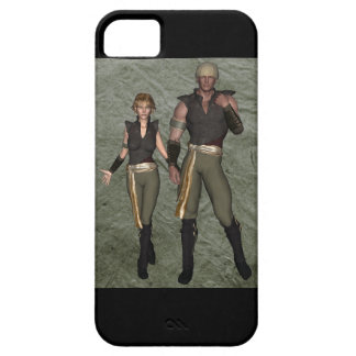 Couple 001 iPhone SE/5/5s case