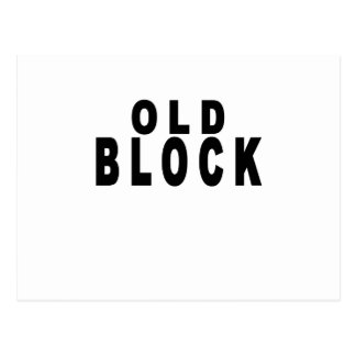 Couple Chip off the old block T Shirt.png Postcard