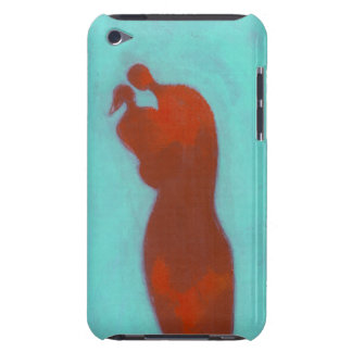 Couple Embracing iPod Touch Case