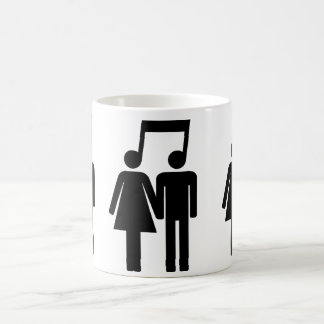 Couple In Harmony Mug
